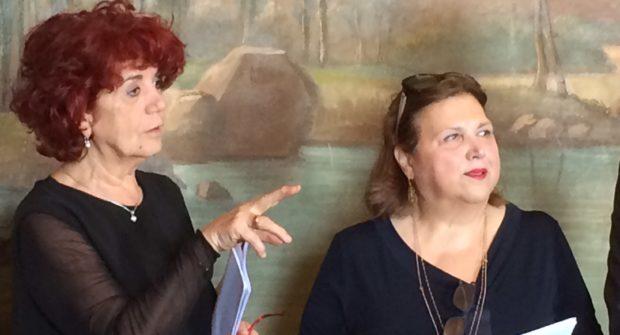 Il ministro all'Istruzione onorevole Valeria Fedeli in visita all'Istituto Agrario