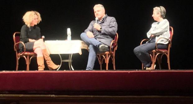 Incontro al Pacini con lo scrittore Antonio Fusco