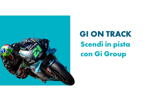 GI ON TRACK – In pista con  VR46 Riders Academy!