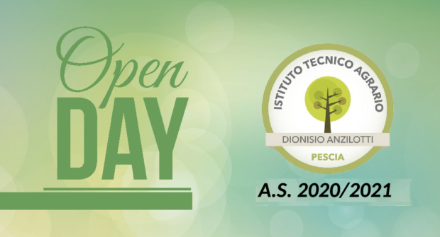 Open Day –  A.S. 2020/2021