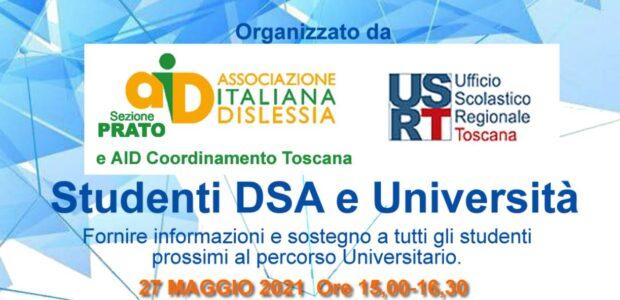 Studenti DSA e Università